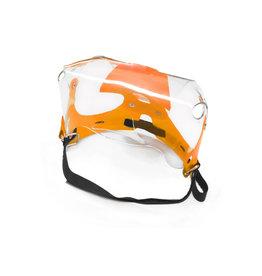 Optivizor Augenschutz  POP05 (POP 2) - klein, orange