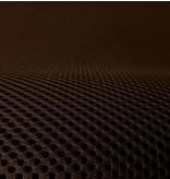 3D Airmesh Chocolate Brown - Dark Brown 4mm / 1,00m length x 1,60m width - Copy