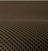 Lasagroom Air Mesh Fabric Olive Brown Umbra 4mm