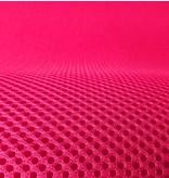 Lasagroom Air Mesh Fabric Neon Pink 4mm