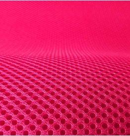 Lasagroom Air Mesh Tissu rose néon