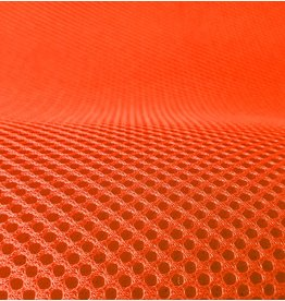 Lasagroom Air Mesh Tissu néon orange