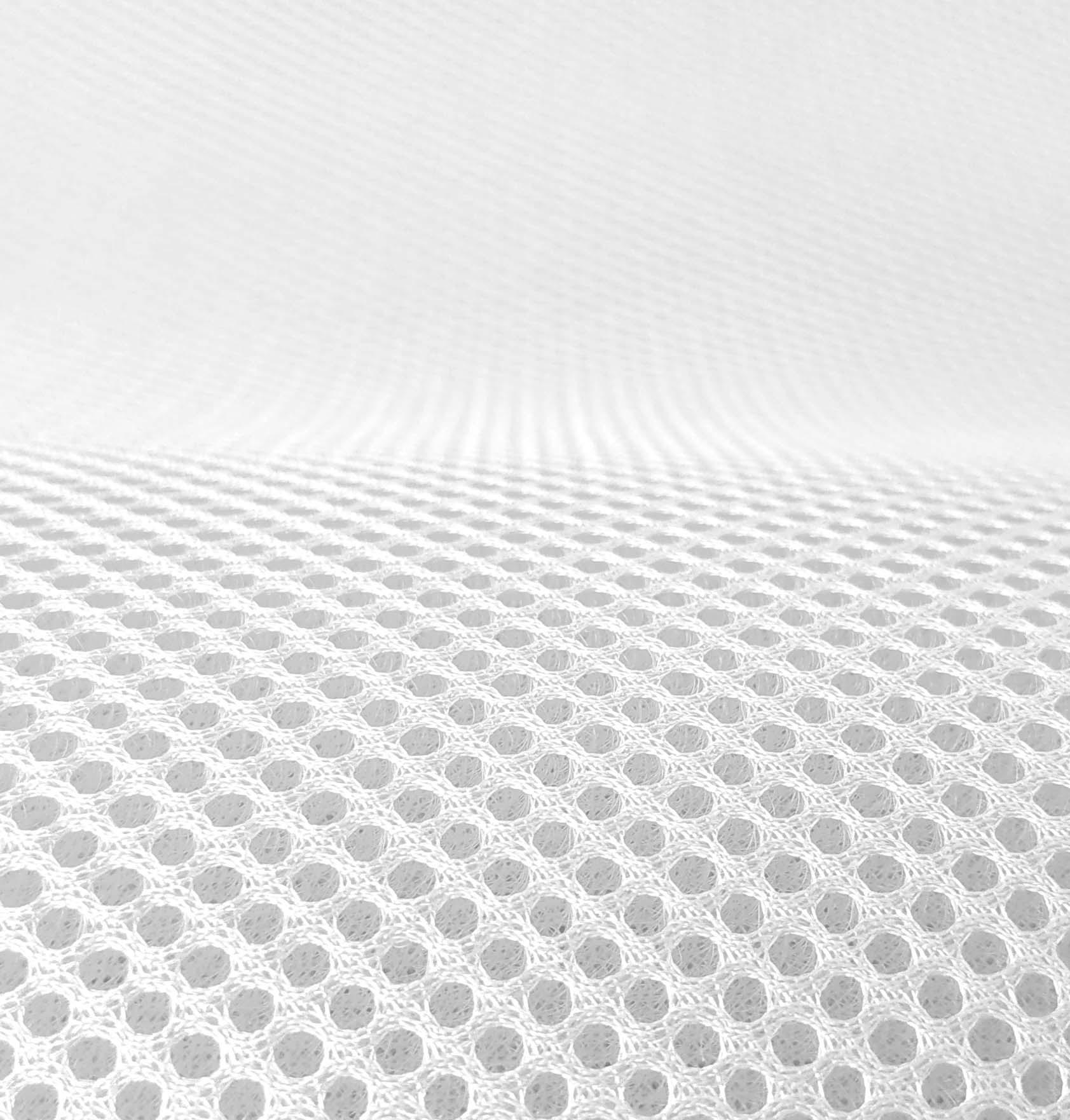 Lasagroom Air Mesh Weiß 4mm