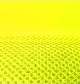 Lasagroom Air Mesh Fabric Neon Yellow