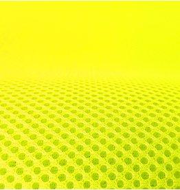Lasagroom Air Mesh Tissu jaune fluo