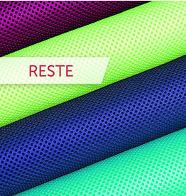 Airmesh - Reste - diverse Farben