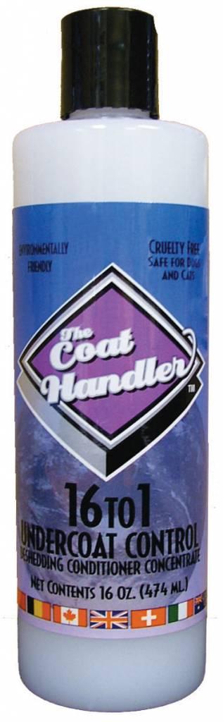 Coat Handler Coat Handler Undercoat Control Deshedding Conditioner