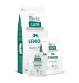 Brit Hundefutter Brit Care Senior Lamb & Rice
