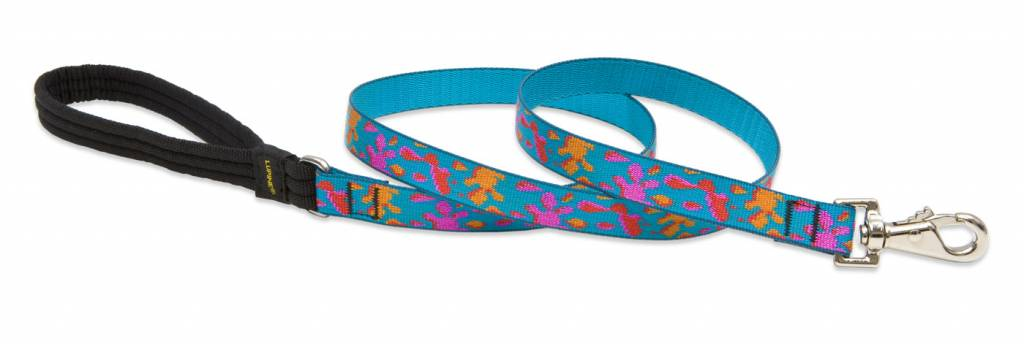 Lupinepet Hundehalsband Wet Paint / Breite 19mm