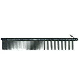 Sure Grip 11,4 cm Grooming Kamm - kurze Zähne - Medium/Fein