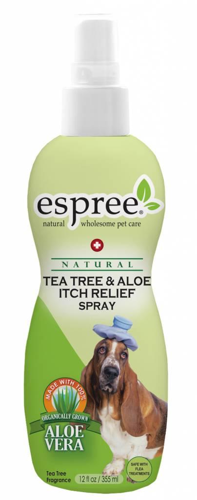 Espree Espree Tea Tree & Aloe Spray gegen Juckreiz Schuppen Dermatitis