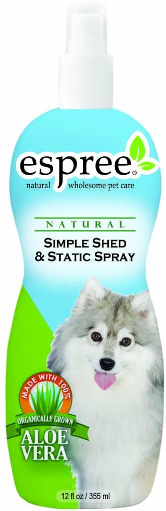Espree Espree Simple Shed & Static Spray gegen Haarausfall