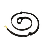 LasaLine LasaLine Hands free Dog Leash with integrated Bungee - black
