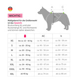 Northern Howl Northern Howl Hunde Zuggeschirr, X-Back  Rot für Canicross Scooter Schlitten Bike- Ski-Jöring