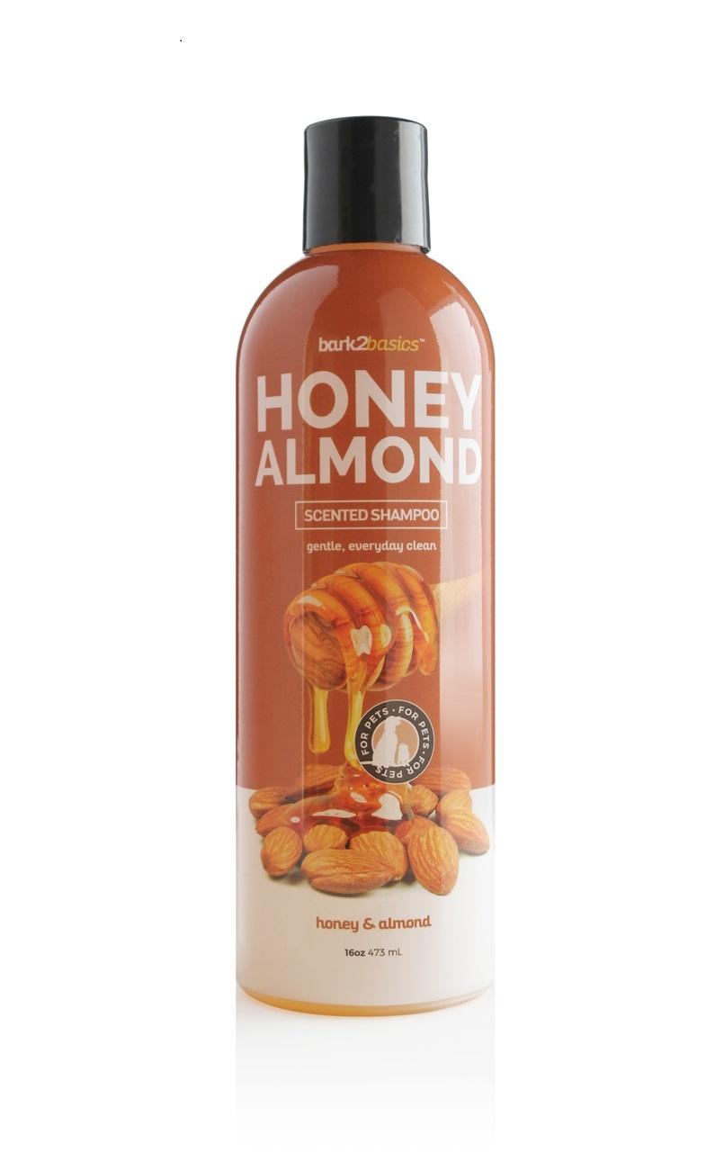 Bark2basics Bark2Basics Honey & Almond Shampoo