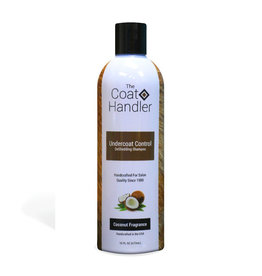 Coat Handler Coat Handler Undercoat Control Deshedding Shampoo