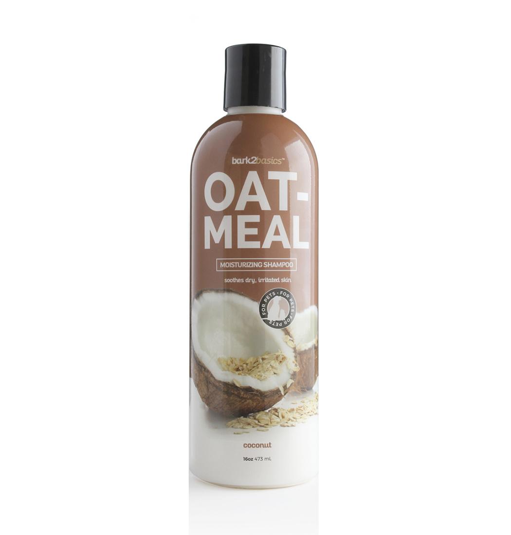 Bark2basics Bark2Basics Oatmeal Shampoo