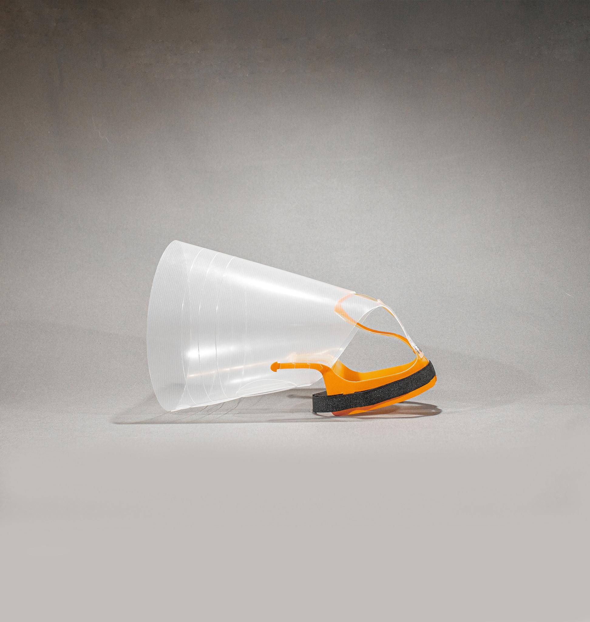 NOVAGUARD NOVAGUARD lick protection PN405, size: small, color: orange