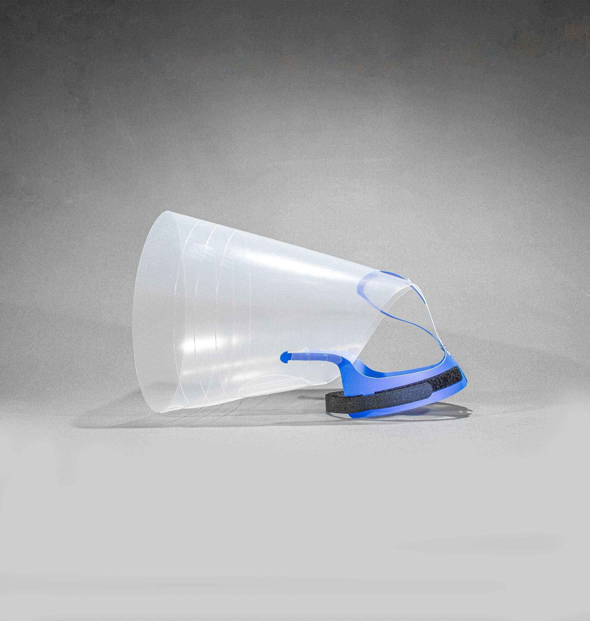 NOVAGUARD Protection à lécher NOVAGUARD PN406, taille : moyen-petit, couleur : bleu clair