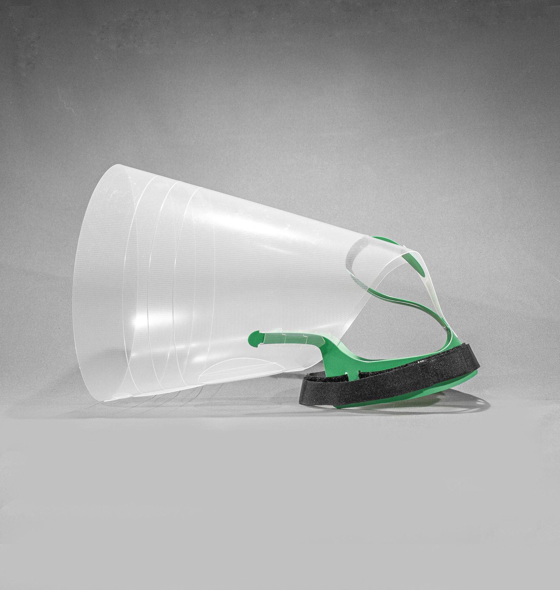 NOVAGUARD NOVAGUARD lick protection PN407, size: medium, color: green