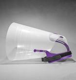NOVAGUARD Protection contre le léchage NOVAGUARD PN409, taille : extra large, couleur : voilett