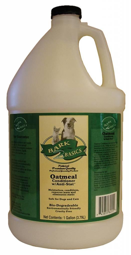 Bark2basics Bark2Basics Oatmeal Conditioner - Gallon 3,8l