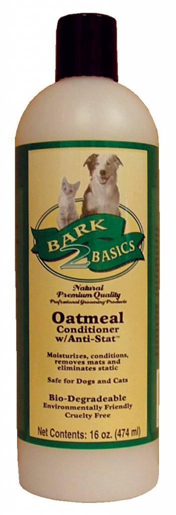 Bark2basics Bark2Basics Oatmeal Conditioner - Copy