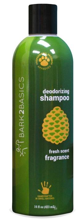 Bark2basics Hundeshampoo gegen Geruch - Bark2Basics Deodorizing Shampoo