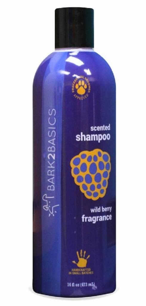 Bark2basics Bark 2 Basics Wild Berry Duft Shampoo