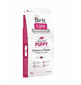Brit Hundefutter Brit Care Puppy Salmon & Potato