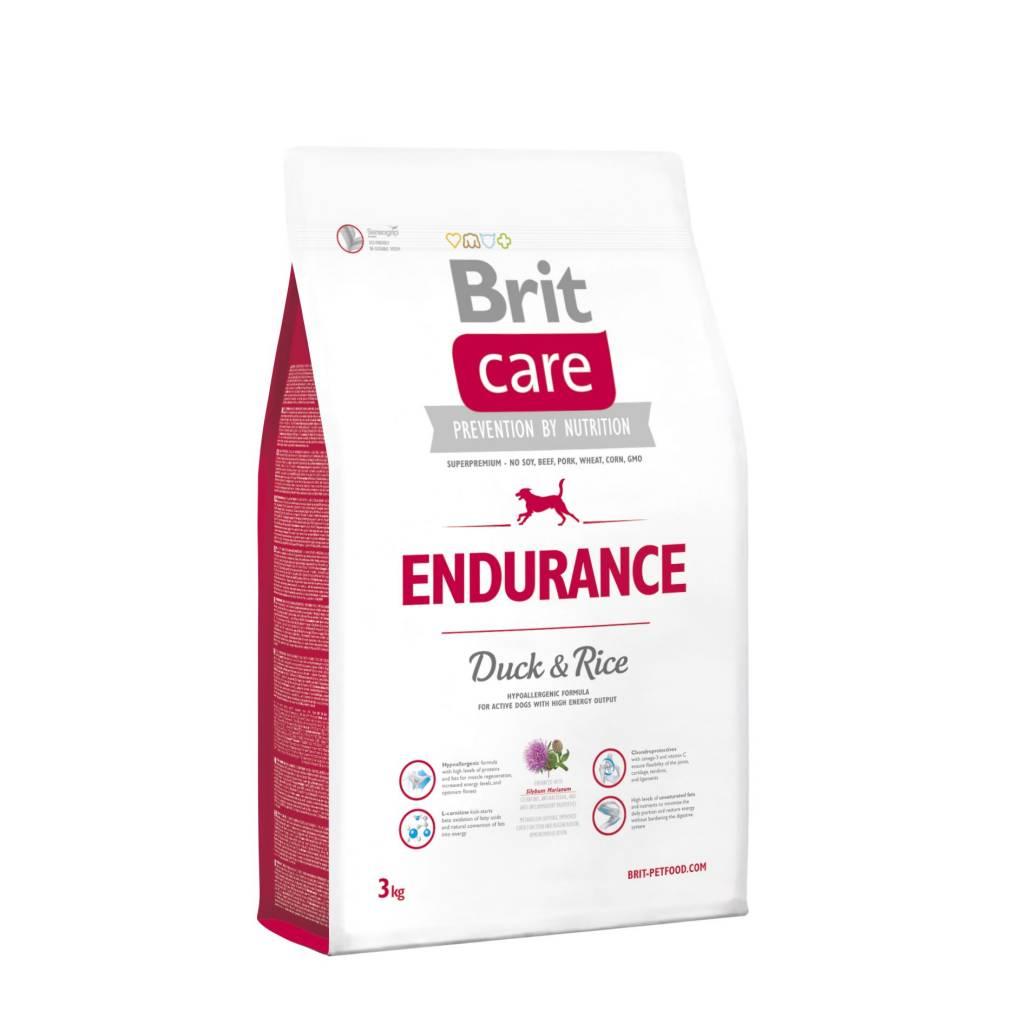 Brit Hundefutter Brit Care Endurance Duck & Rice