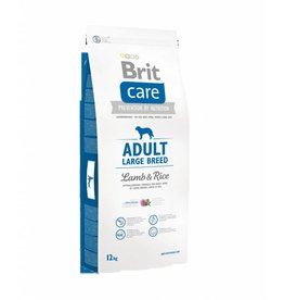 Brit Hundefutter Brit Care Adult Large Breed Lamb & Rice