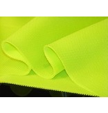 Lasagroom Air Mesh Tissu jaune fluo 4 mm