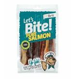 Brit Hundefutter Lets Bite Pure Salmon