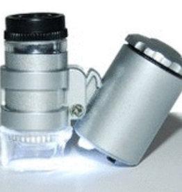 Taschenmikroskop mit LED