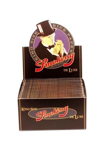 Smoking - Schwarz Deluxe KS