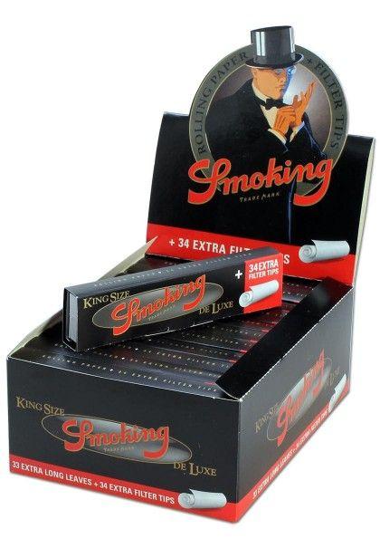 Smoking - Schwarz Deluxe V2 KS