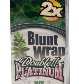 Platinum Double - Blunt Wrap - Jade