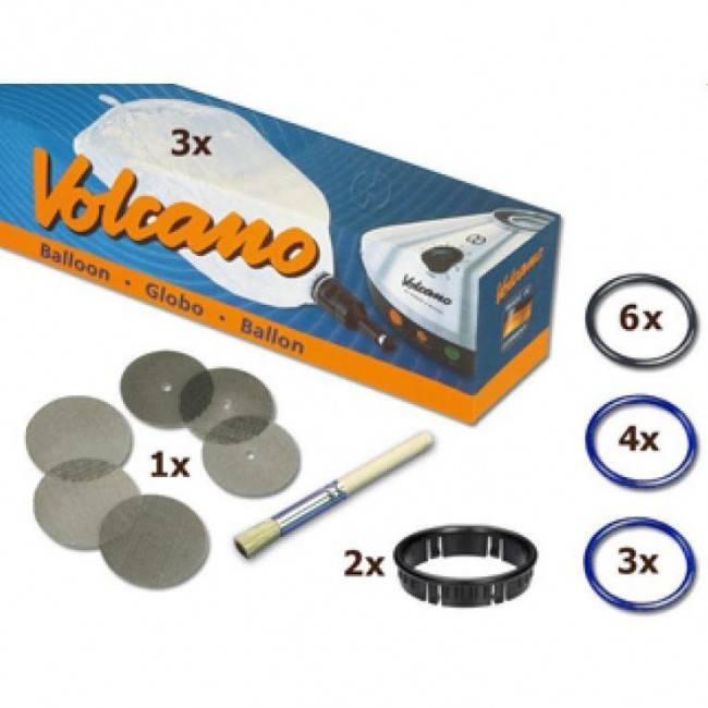 Storz&Bickel - Solid Valve Zubehör Set - Volcano