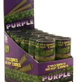 Cyclones Hemp Cones Purple