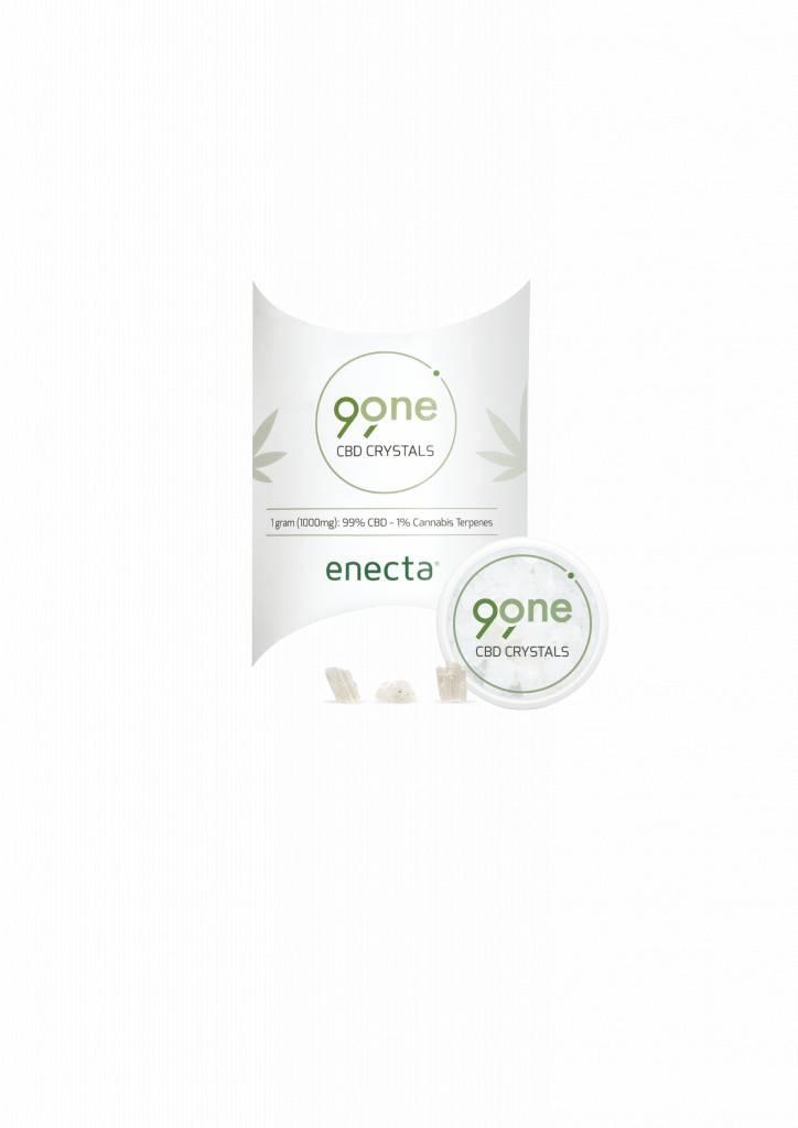 ENECTA CBD 1,0g Kristalle