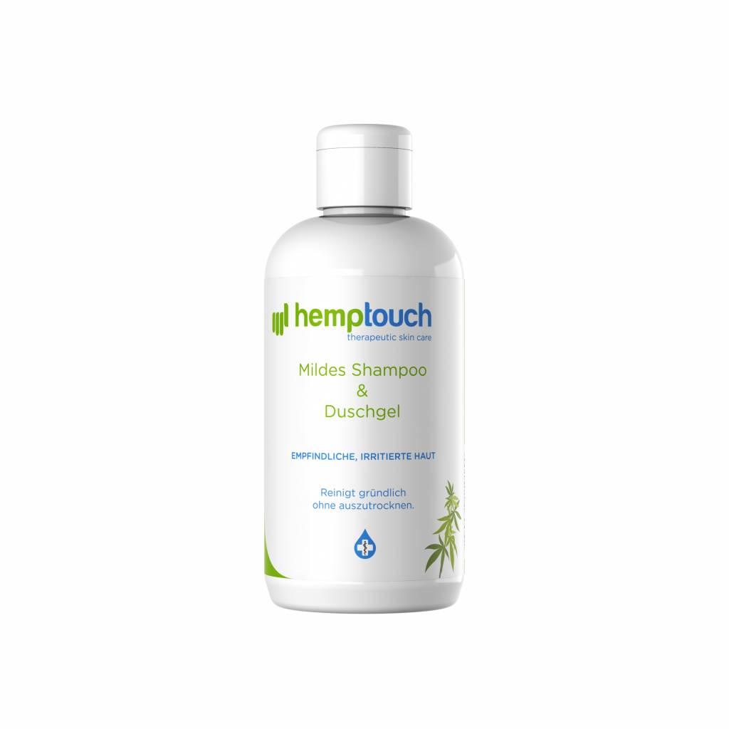 Hemptouch Mildes Shampoo & Duschgel
