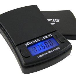 Digitalwaage JZ 115g / 0,01g