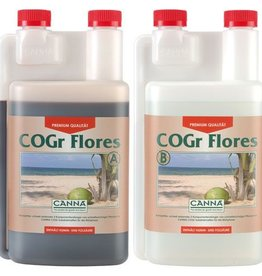 Canna CoGr Flores A+B