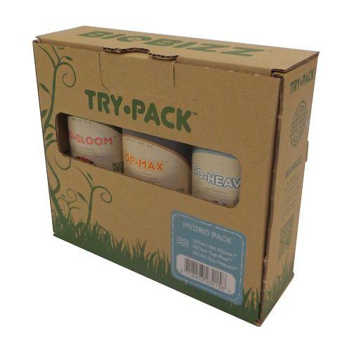 Biobizz Try Pack Hydro