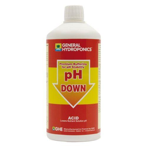 GHE pH Down Flüssigkeit