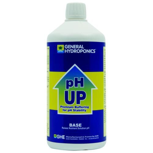 GHE pH Up Flüssigkeit