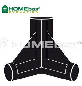 HOMEbox Evolution 3 Wege Eckverbinder
