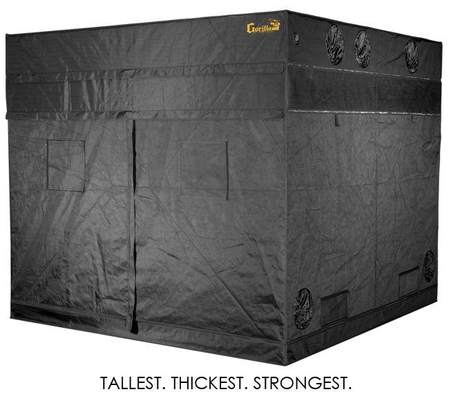 Gorilla Grow Zelt 244x244cm