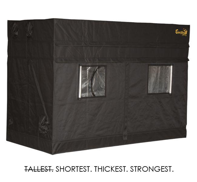 Gorilla Shorty 122x244cm